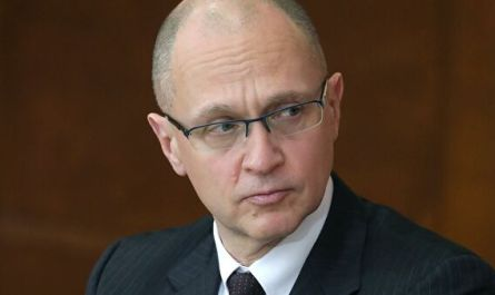 Кириенко объявил о старте проекта по подготовке политических лидеров