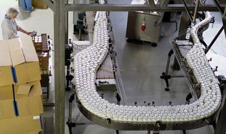 """Производители """"молочки"""" оценили эксперимент по маркировке товаров"""