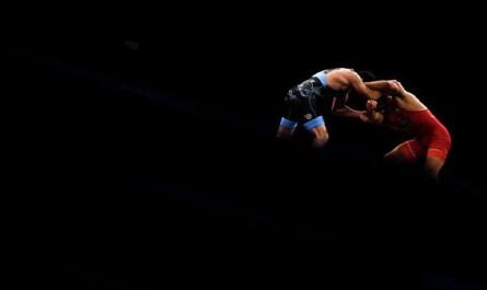 Сулейманов завоевал золото ЧЕ по греко-римской борьбе