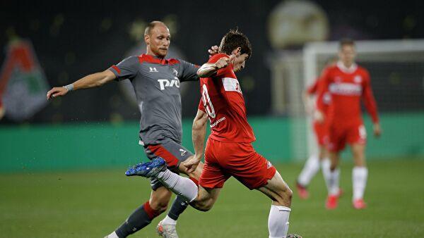 «Локомотив» в серии пенальти обыграл «Спартак» на турнире в Катаре