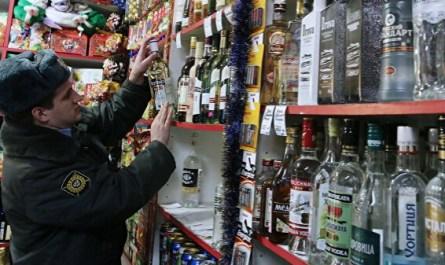 Правительство одобрило проект об уничтожении конфискованного алкоголя