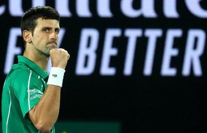 Новак Джокович стал восьмикратным победителем Australian Open