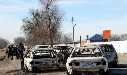 Власти Казахстана отвергли национальную подоплеку конфликта на юге страны