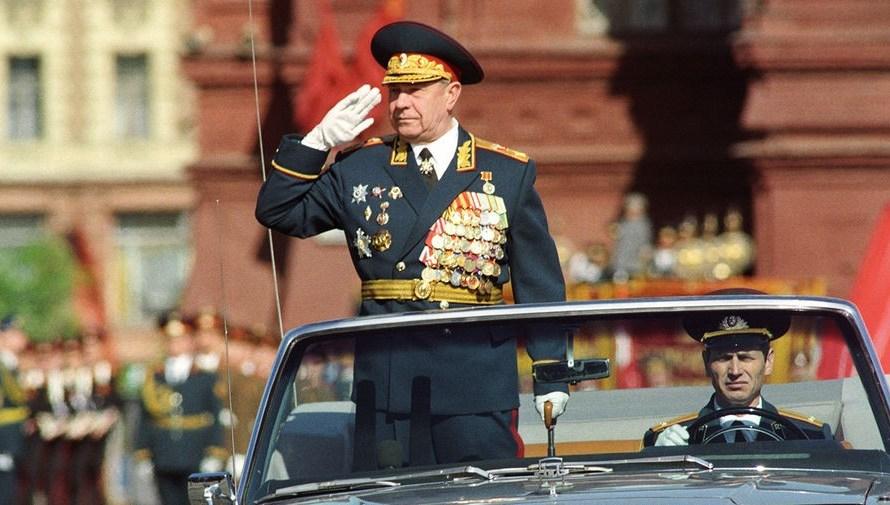 Скончался последний советский маршал