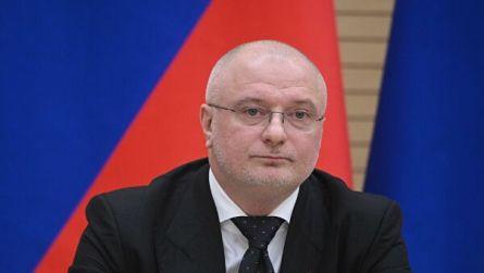 Клишас отметил роль поправок в Конституцию на фоне ситуации на рынках