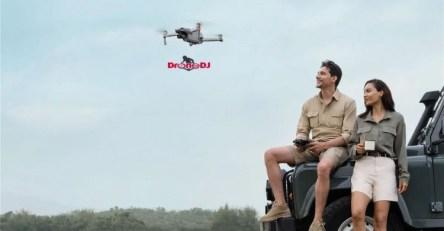 Пресс-фотографии и цена самого ожидаемого дрона 2020 года — DJI Mavic Air 2