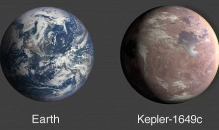 NASA обнаружило в своих архивах планету, похожую на Землю