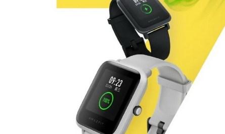 Смарт-часы Amazfit Bip Lite 1S предложат до 30 дней автономной работы
