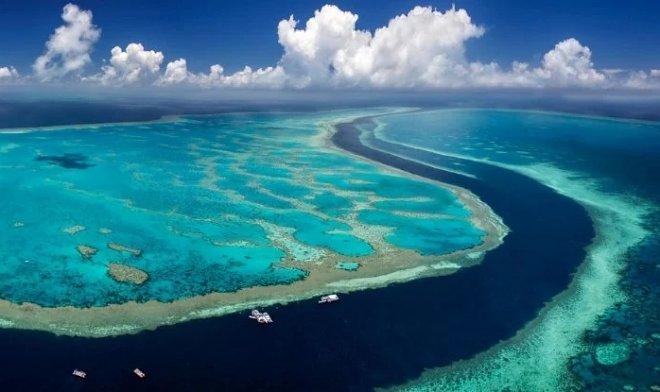 Над Большим Барьерным рифом провели уникальный эксперимент по осветлению облаков
