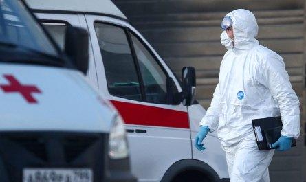 +440. Инфицированных коронавирусом в России становится больше
