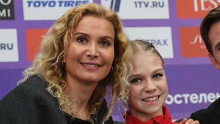 Тутберидзе прокомментировала уход Трусовой к Плющенко