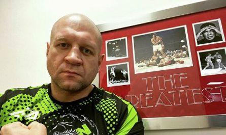 Александр Емельяненко хотел бы провести боксерский поединок с Тайсоном
