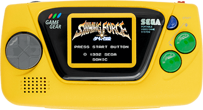 Sega анонсировала крошечную ретро-консоль Game Gear Micro