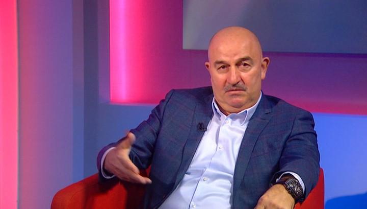 Черчесов прокомментировал ситуацию «Локомотива» с Семиным