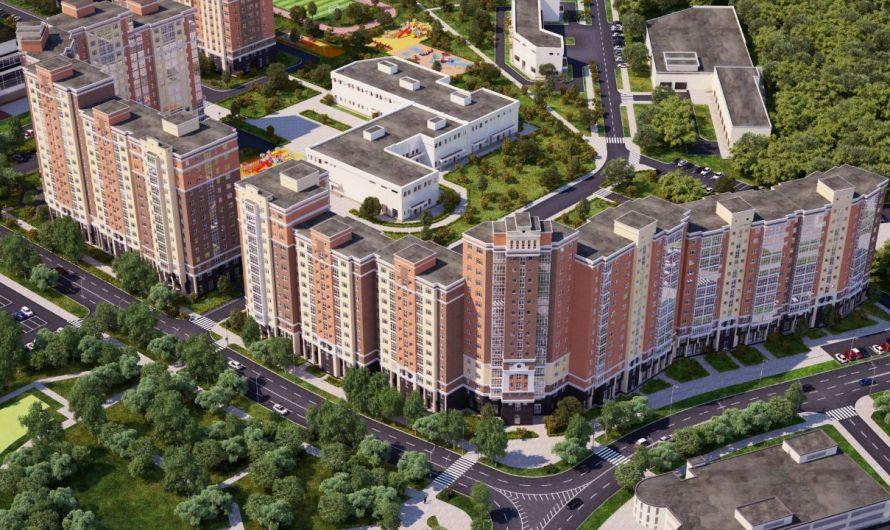 В ТиНАО завершено строительство корпуса на 325 квартир