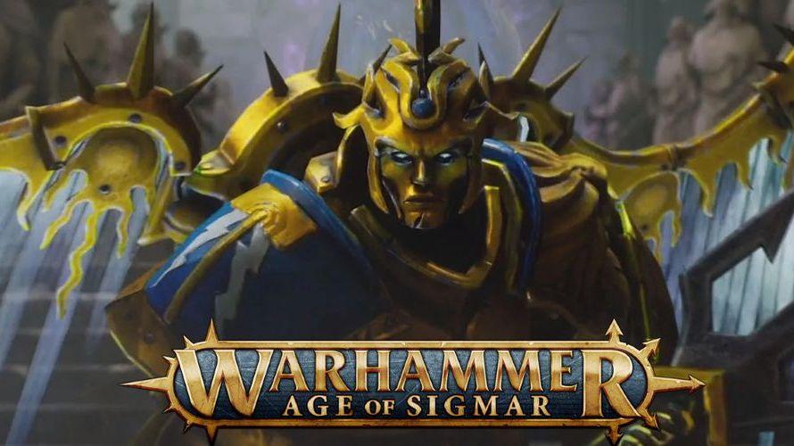 Пошаговую Warhammer Age of Sigmar: Storm Ground можно предзаказать в Steam (+ трейлер)