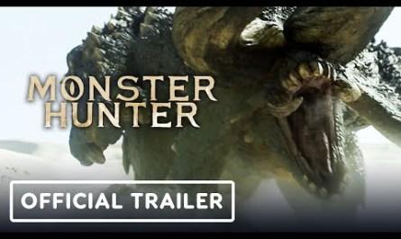 Опубликован зрелищный двухминутный трейлер экранизации Monster Hunter [ВИДЕО]