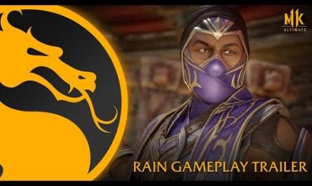 Возвращение мокрого ветерана серии. Опубликован новый трейлер Mortal Kombat 11 [ВИДЕО]