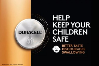 Duracell придумала оригинальный способ защиты батареек от детей