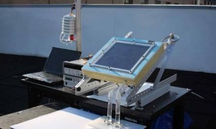Инженеры показали работу машины по добыче питьевой воды из воздуха