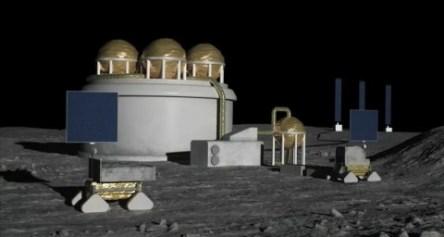 На Луне вскоре появится завод для добычи водородного топлива