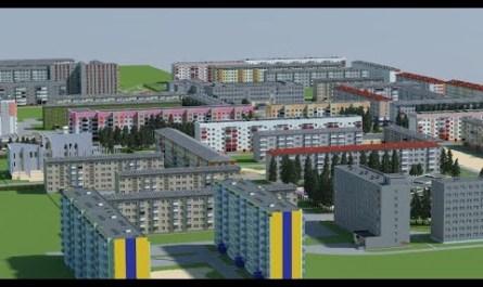 Русский студент строит город Нефтеюганск в Minecraft. Об этом рассказали на ТВ [ВИДЕО]