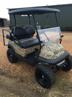 Custom Hunting Cart