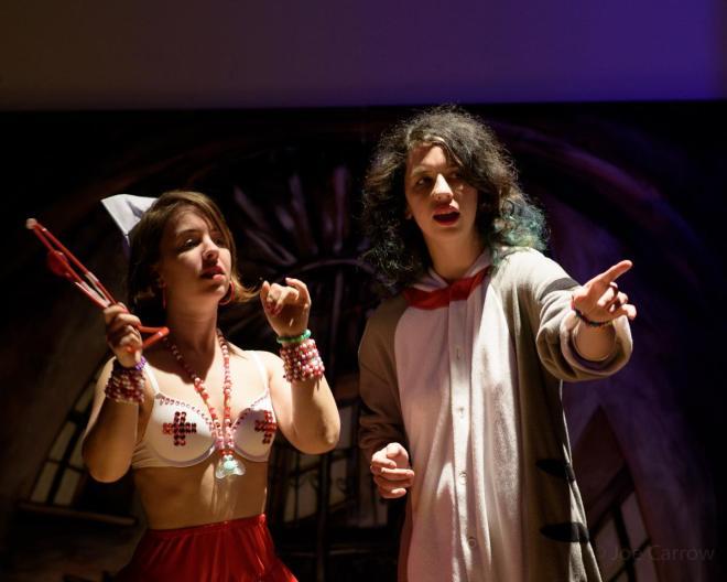 Two Houses: Nurse & Juliet