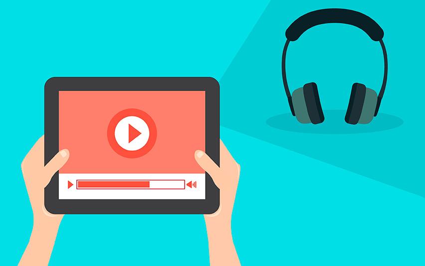 Transformar vídeo em áudio