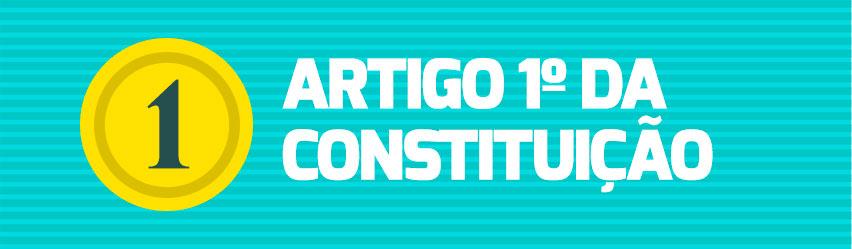 resumo de direito constitucional para concurso (simples e práticoresumo de direito artigo 1º da constituição federal