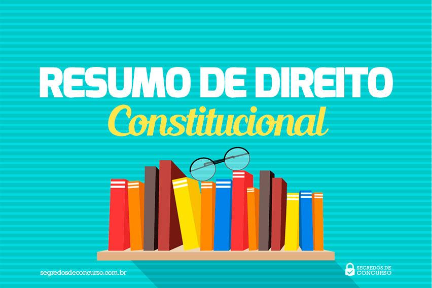 Pdf descomplicado direito constitucional