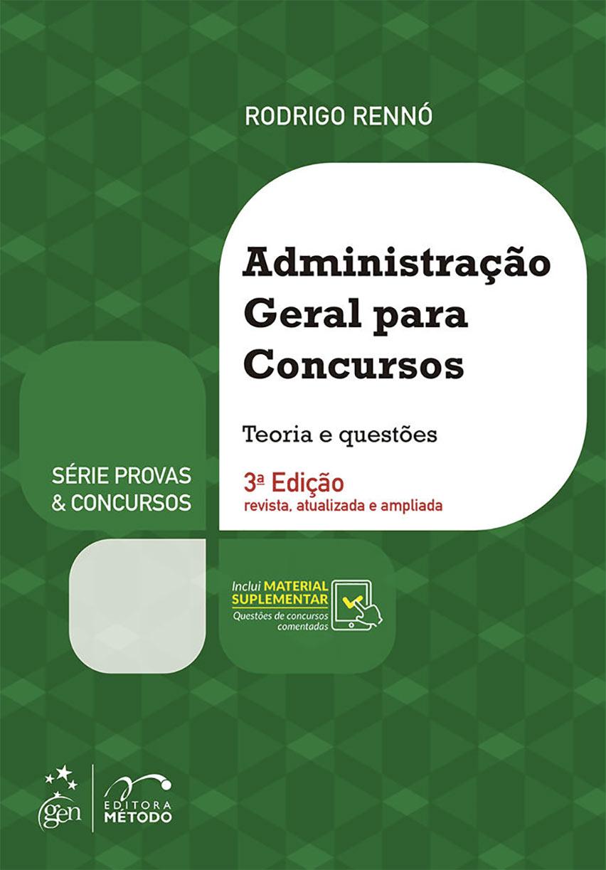 Administração Geral - Rodrigo Rennó