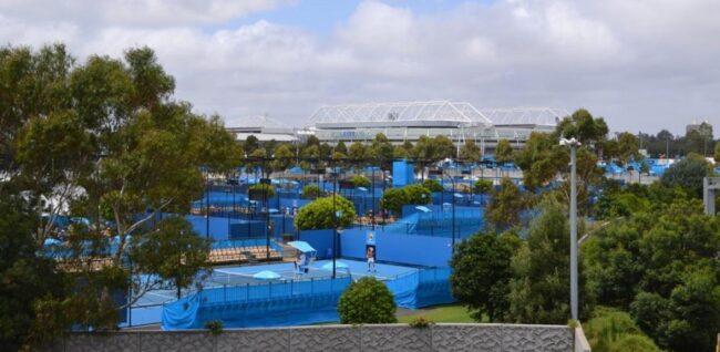 Melbourne Tenis