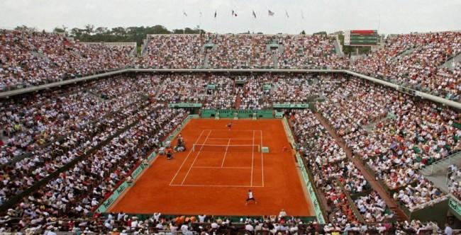Quadra Central de Roland Garros - Philippe Chatrier