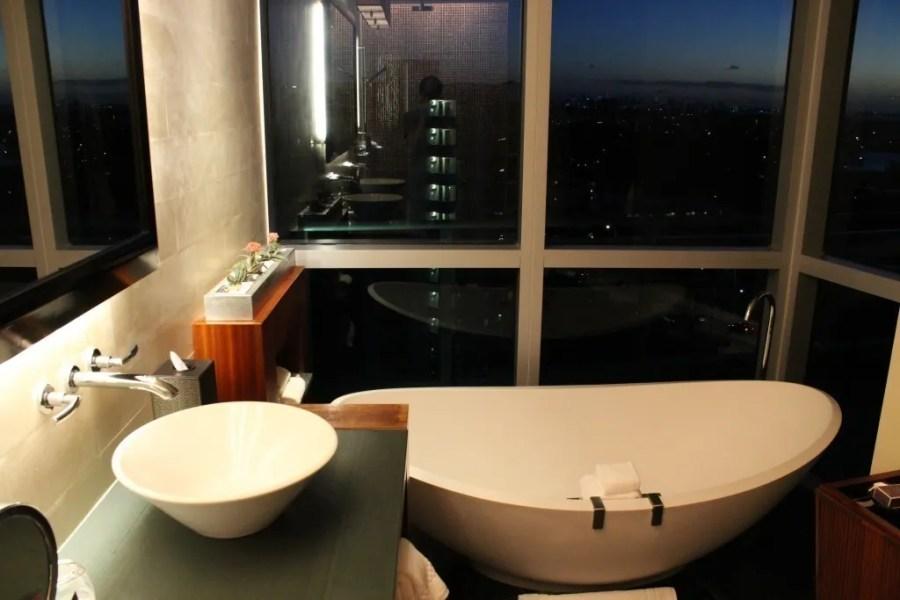 Banheiro do Ritz Carlton Bal Harbour