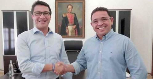 Caicedo y Martínez no fueron los únicos capturados por la Fiscalía