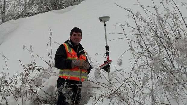 land surveyor in central new york