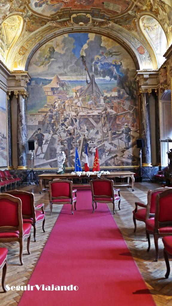 Sala de los Ilustres