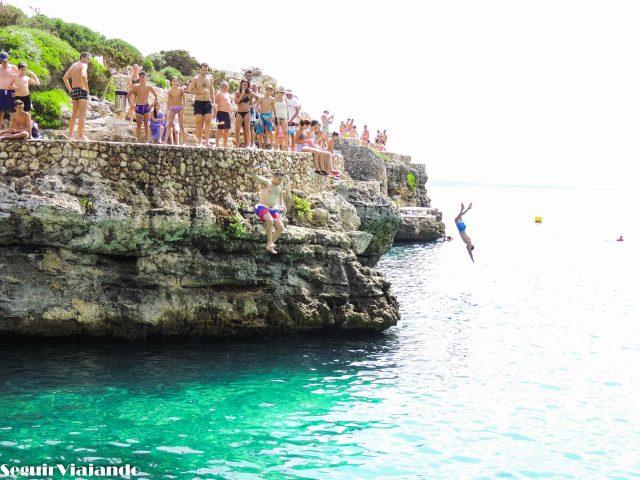 Itinerario Menorca - Cala en Brut - Seguir Viajando