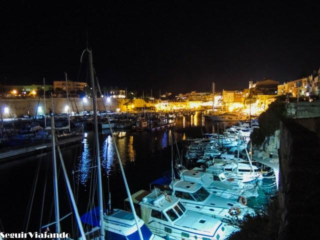 Itinerario Menorca - Ciudadela - Seguir Viajando