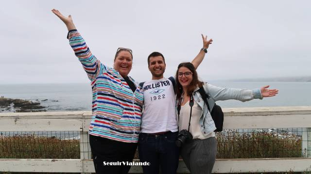 Stacy, anfitriona en San Diego. Couchsurfing