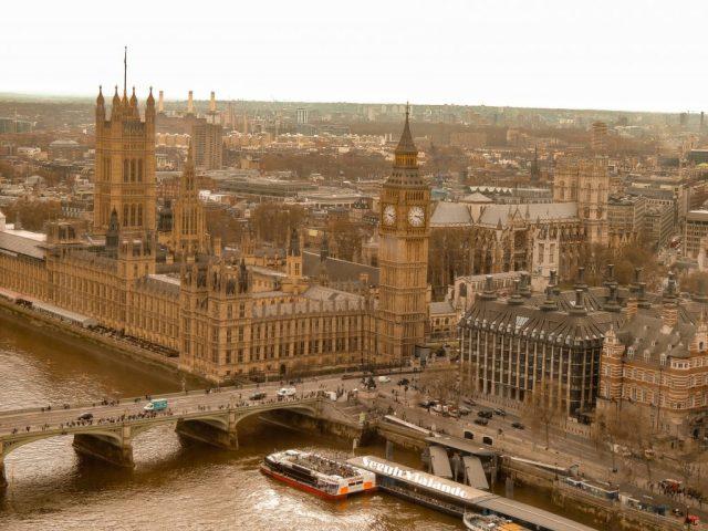 Londres en dos días - Seguir Viajando