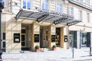 Hotel Sophiempark Baden Baden