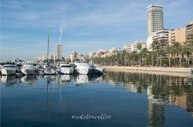 Alicante - Modo Traveller