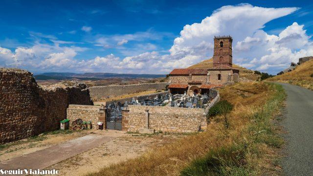 Iglesia Santa María del Rey - qué ver en Atienza - Seguir Viajando