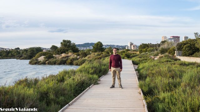 Salinas de Calpe - Qué ver en Calpe - Seguir Viajando