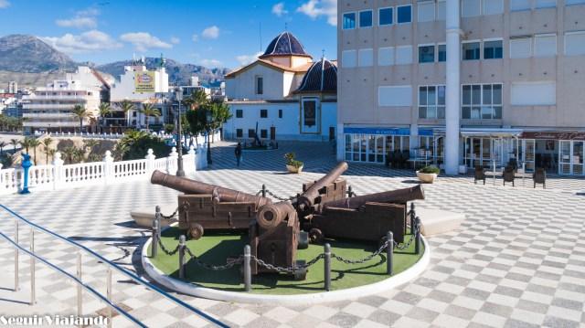 Plaza de Santa Ana Benidorm - Seguir Viajando