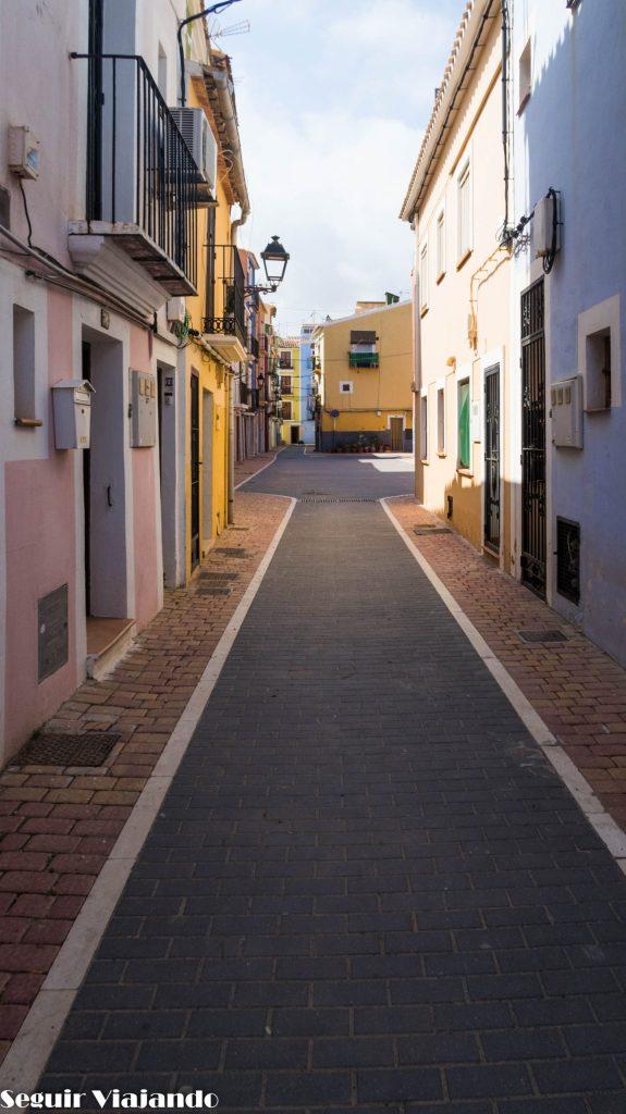 Qué ver en el Casco antiguo de Villajoyosa - Seguir Viajando