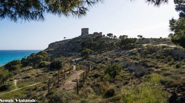 Tossal de la Malladeta Villajoyosa - Seguir Viajando