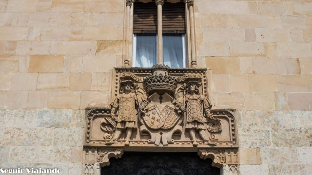 Palacio de la Marquesa de Cartago Ciudad Rodrigo - Seguir Viajando